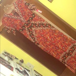 Size Medium, boho sundress NWT